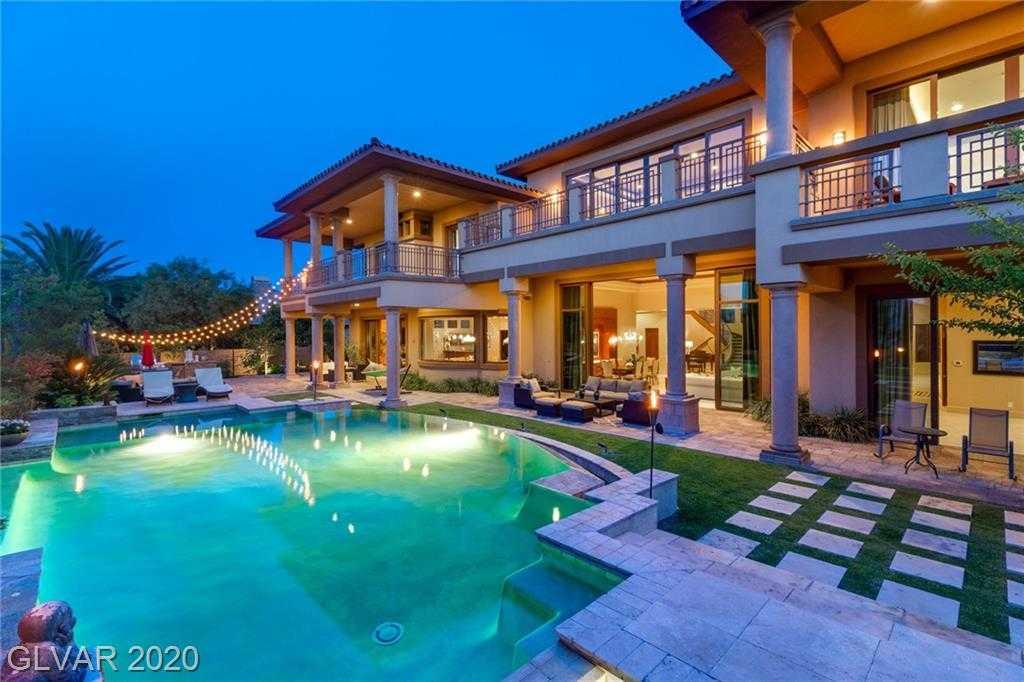 $3,000,000 - 6Br/7Ba -  for Sale in Lot 319 Unit #1 At Southern Hi, Las Vegas