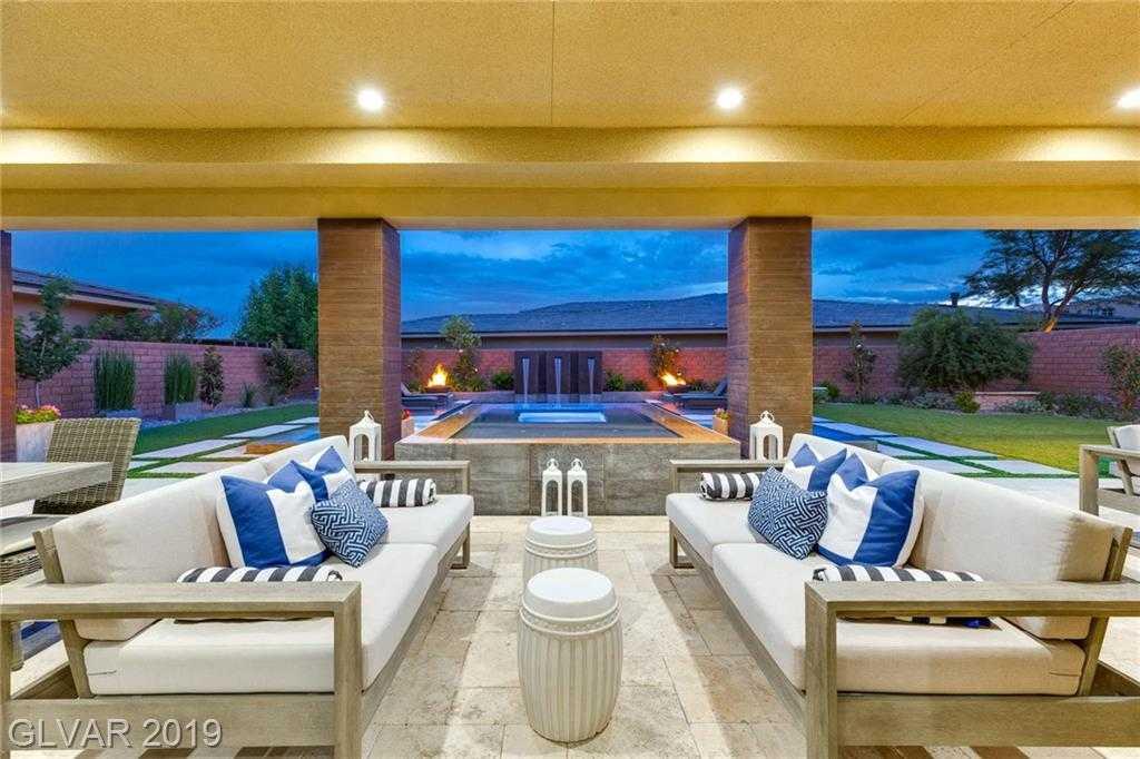 $2,200,000 - 4Br/5Ba -  for Sale in Summerlin Village 18 Ridges Pa, Las Vegas