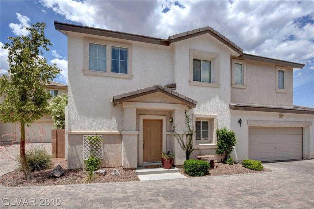 $229,999 - 3Br/3Ba -  for Sale in Centennial Bruce West 40-unit, North Las Vegas