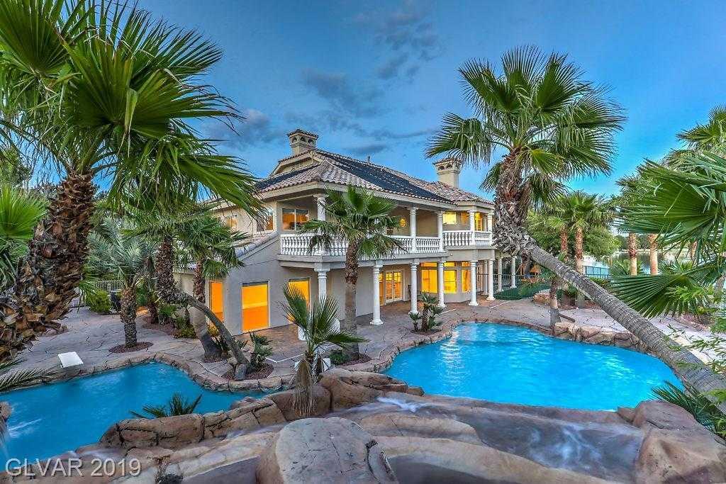 $1,388,888 - 5Br/5Ba -  for Sale in Diamond Bay, Las Vegas
