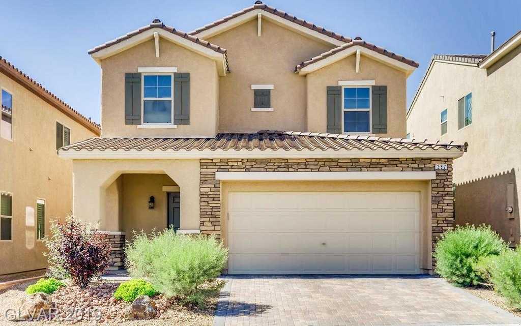 $345,000 - 3Br/3Ba -  for Sale in Rhodes Ranch Parcel 33 Phase 1, Las Vegas