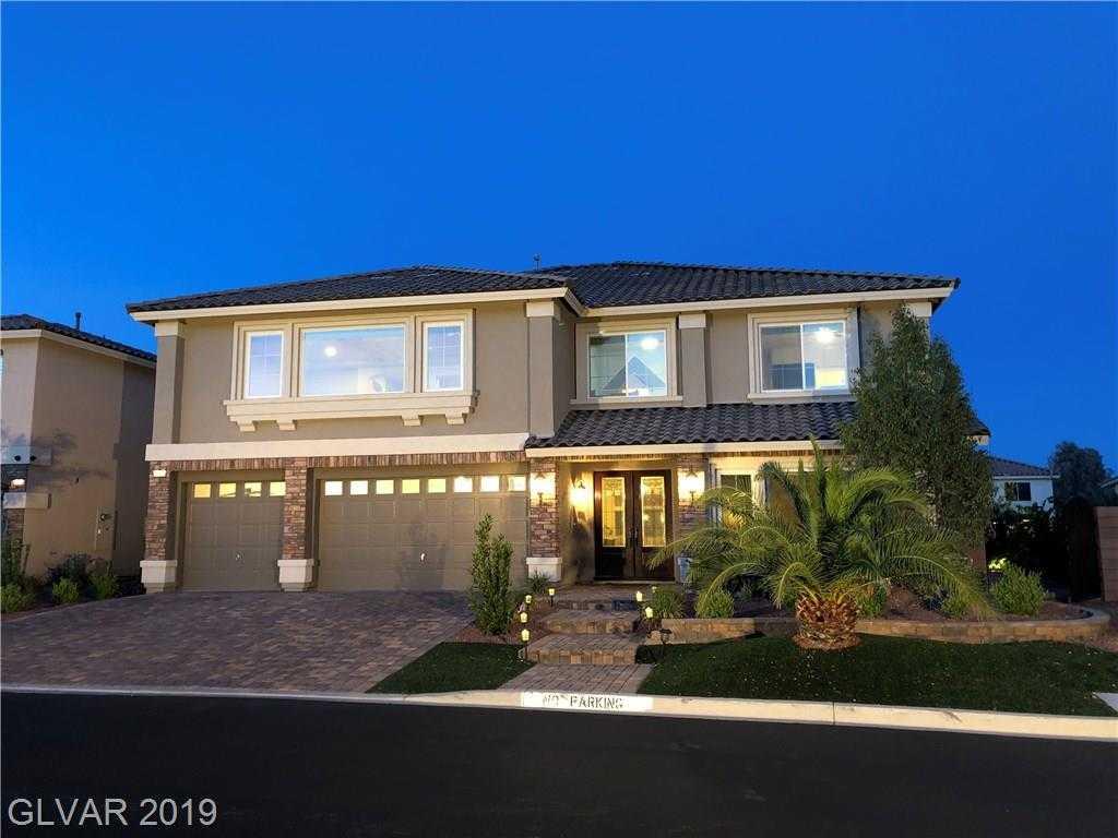 $849,900 - 6Br/5Ba -  for Sale in Royal Highlands At Southern Hi, Las Vegas