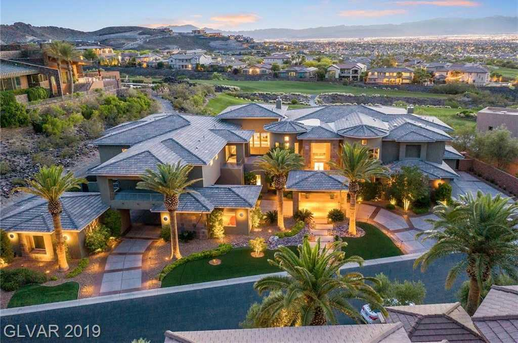 $7,900,000 - 7Br/13Ba -  for Sale in Foothills At Macdonald Ranch (, Henderson