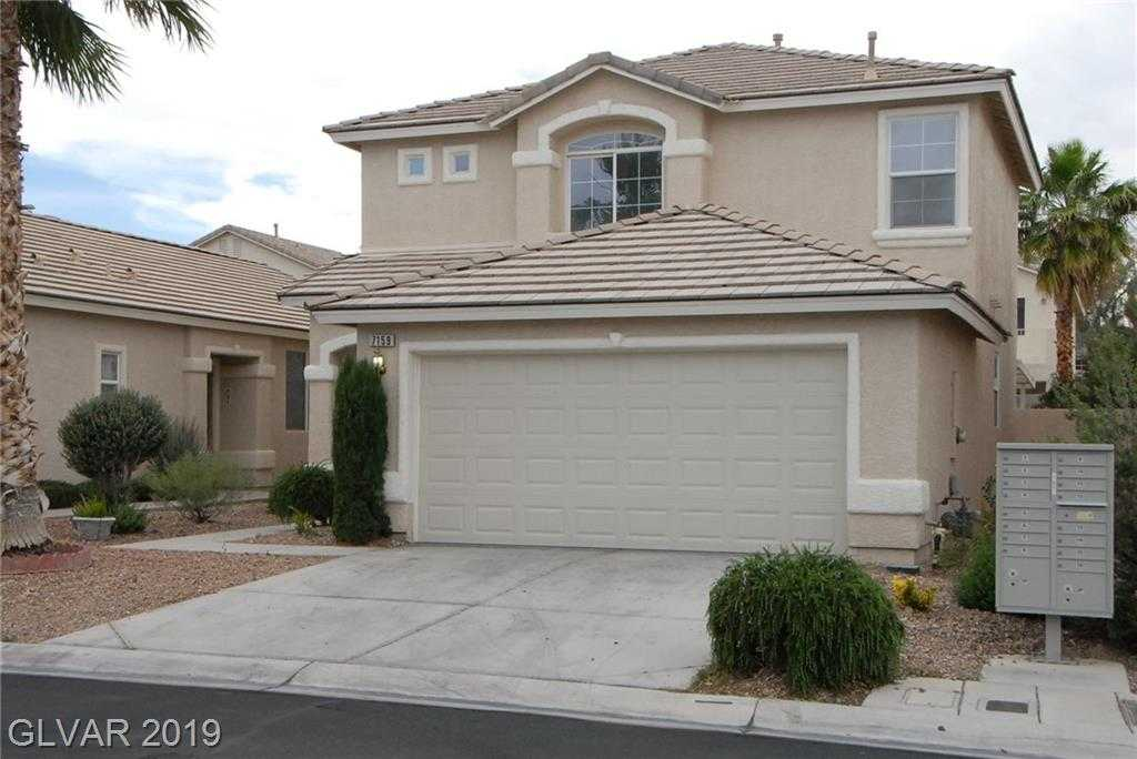 $276,000 - 3Br/3Ba -  for Sale in Canyon Trail At Rhodes Ranch-, Las Vegas