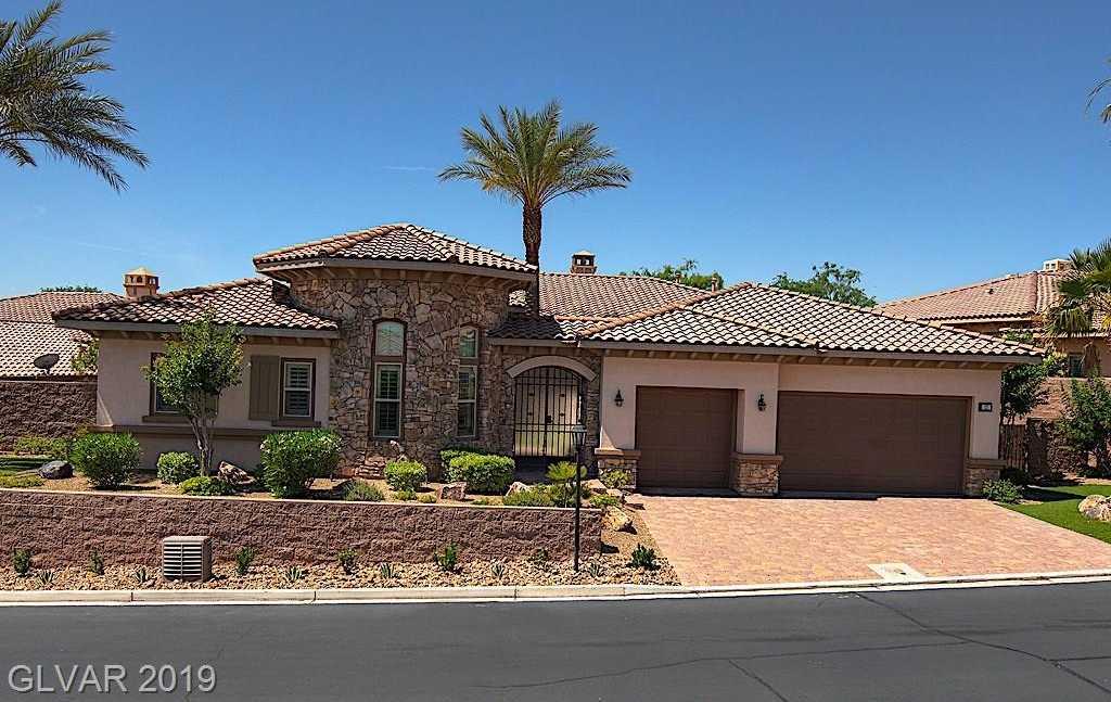 $925,000 - 3Br/4Ba -  for Sale in Lake Las Vegas Parcel 3n, Henderson