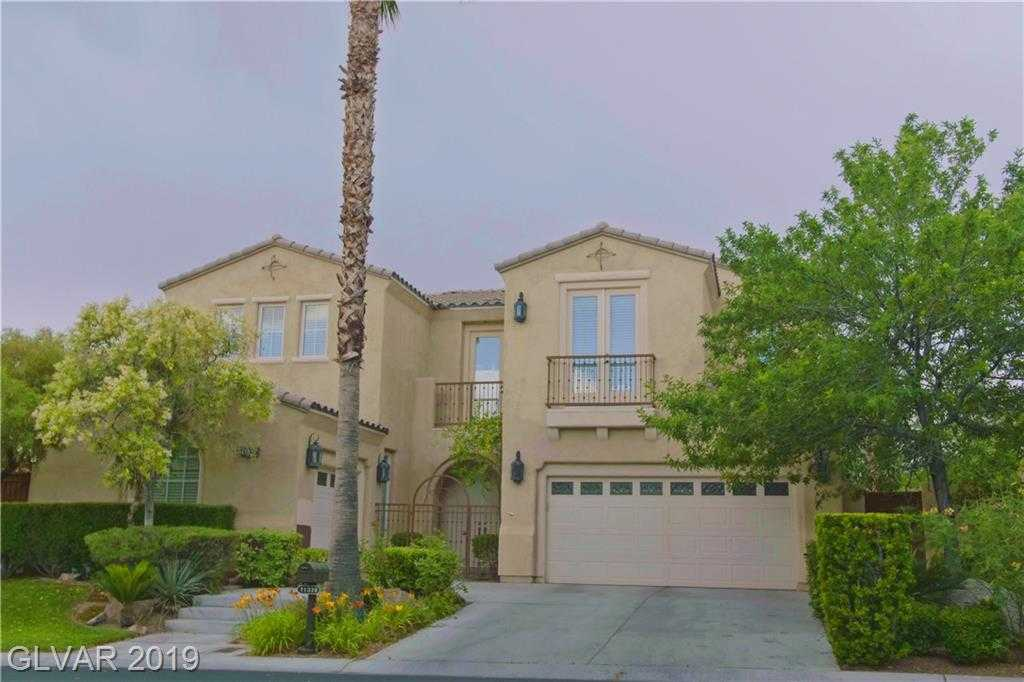 $689,000 - 4Br/5Ba -  for Sale in Red Rock Cntry Club At Summerl, Las Vegas