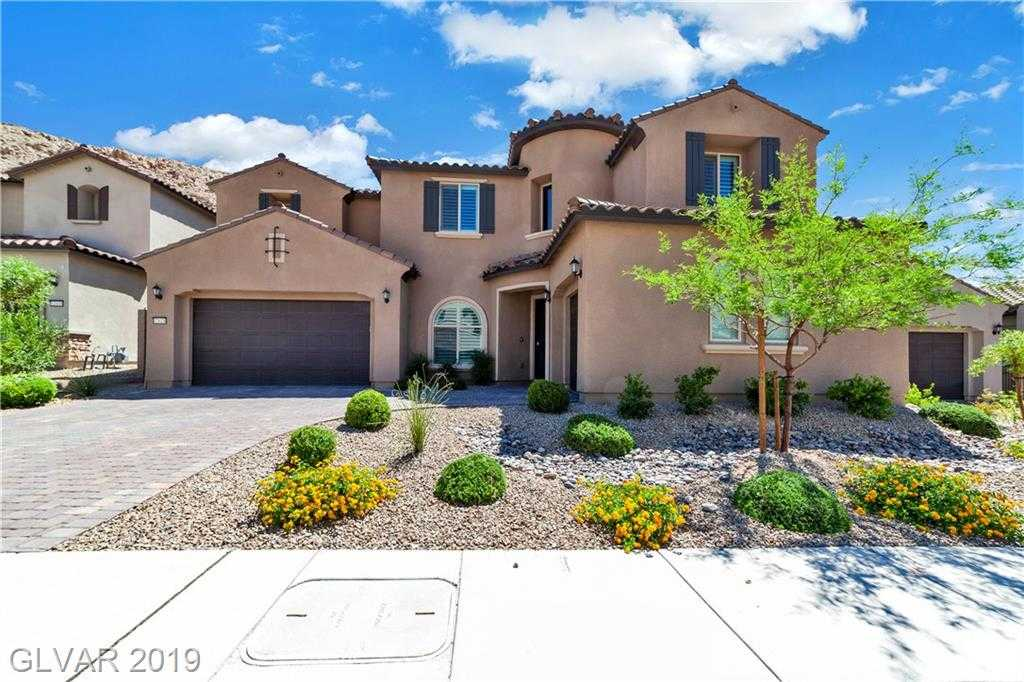 $850,000 - 5Br/6Ba -  for Sale in The Cove At Southern Highlands, Las Vegas