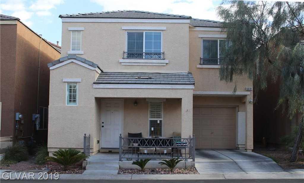 MLS# 2106300 - 6691 Catoctin Avenue, Las Vegas, NV 89139