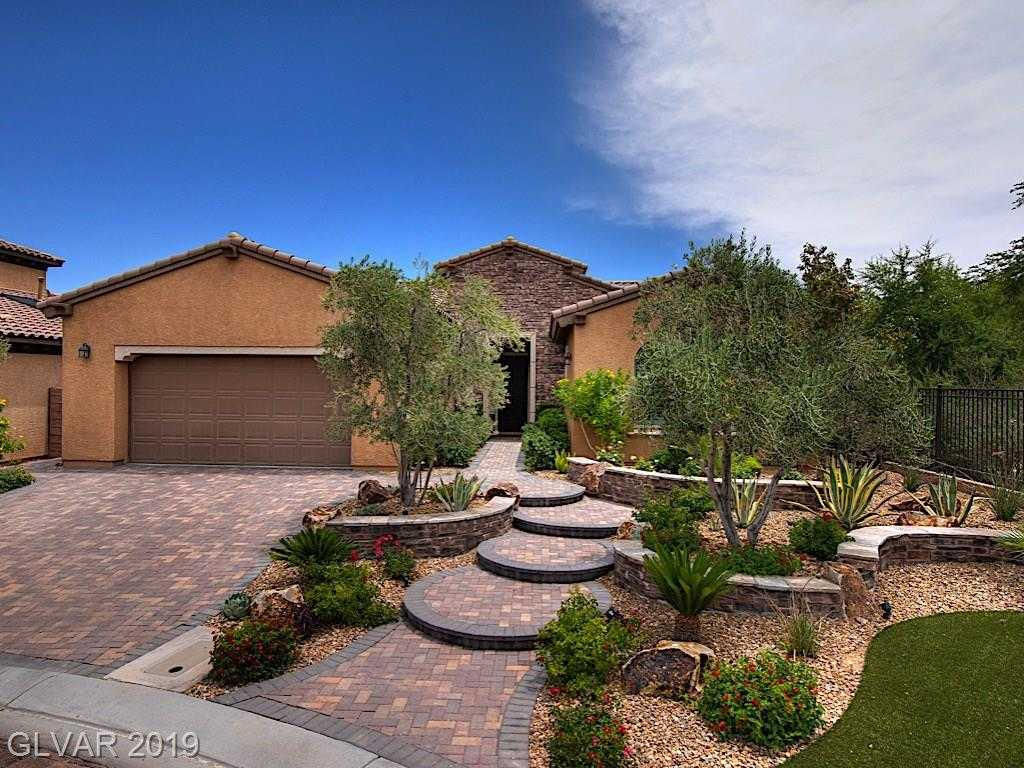 $800,000 - 3Br/3Ba -  for Sale in Lot J-1 At Lake Las Vegas, Henderson