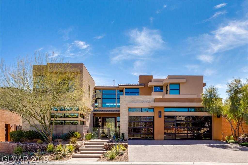 $2,250,000 - 3Br/5Ba -  for Sale in Summerlin Village 18 Ridges Pa, Las Vegas