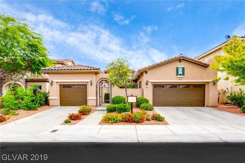 $749,000 - 3Br/3Ba -  for Sale in Red Rock Cntry Club At Summerl, Las Vegas