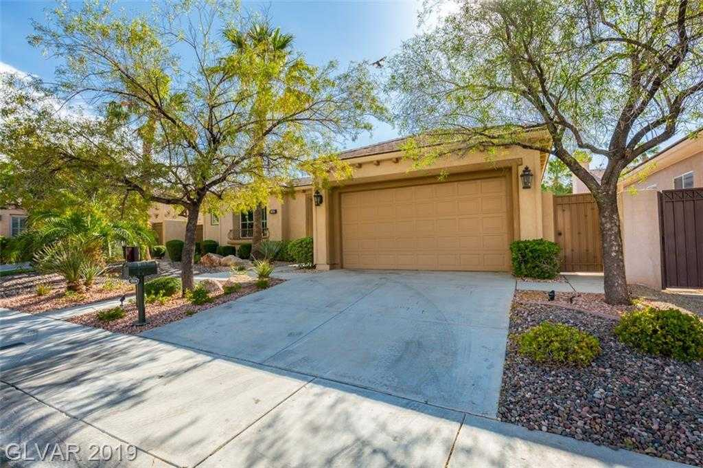 $739,950 - 3Br/3Ba -  for Sale in Red Rock Cntry Club At Summerl, Las Vegas