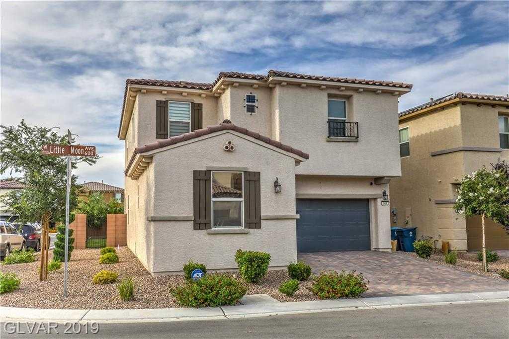 $350,000 - 4Br/3Ba -  for Sale in Rhodes Ranch Parcel 19 Unit 1, Las Vegas