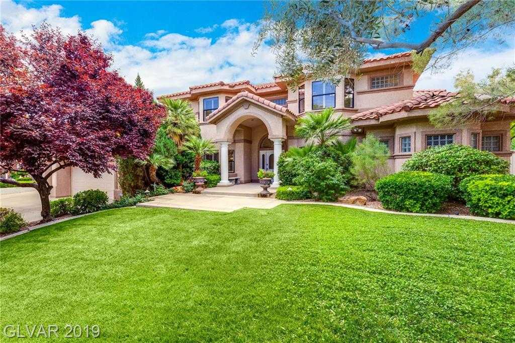 $1,088,000 - 3Br/4Ba -  for Sale in Fountains Unit #4, Henderson