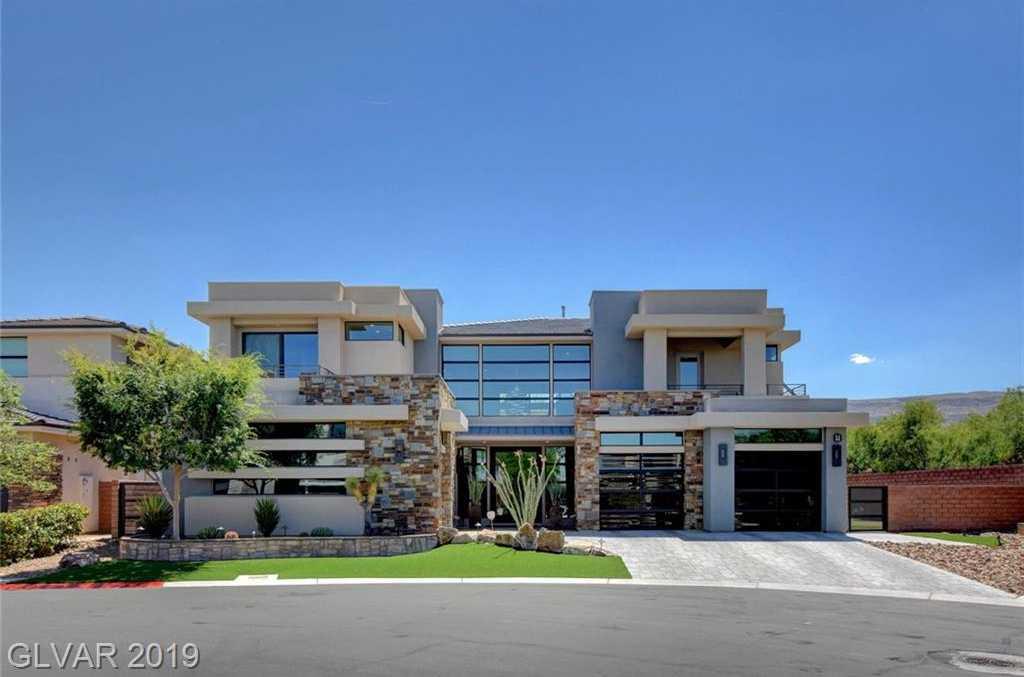 $2,222,222 - 5Br/6Ba -  for Sale in Summerlin Village 18 Ridges Pa, Las Vegas
