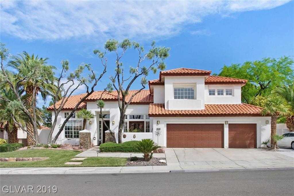 $650,000 - 3Br/4Ba -  for Sale in Spinnaker Cove 2nd Amd, Las Vegas