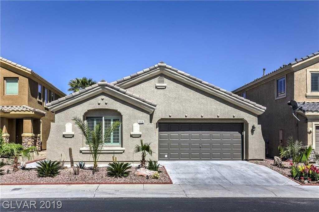 $475,000 - 3Br/2Ba -  for Sale in Rhodes Ranch-parcel 12 Phase 1, Las Vegas
