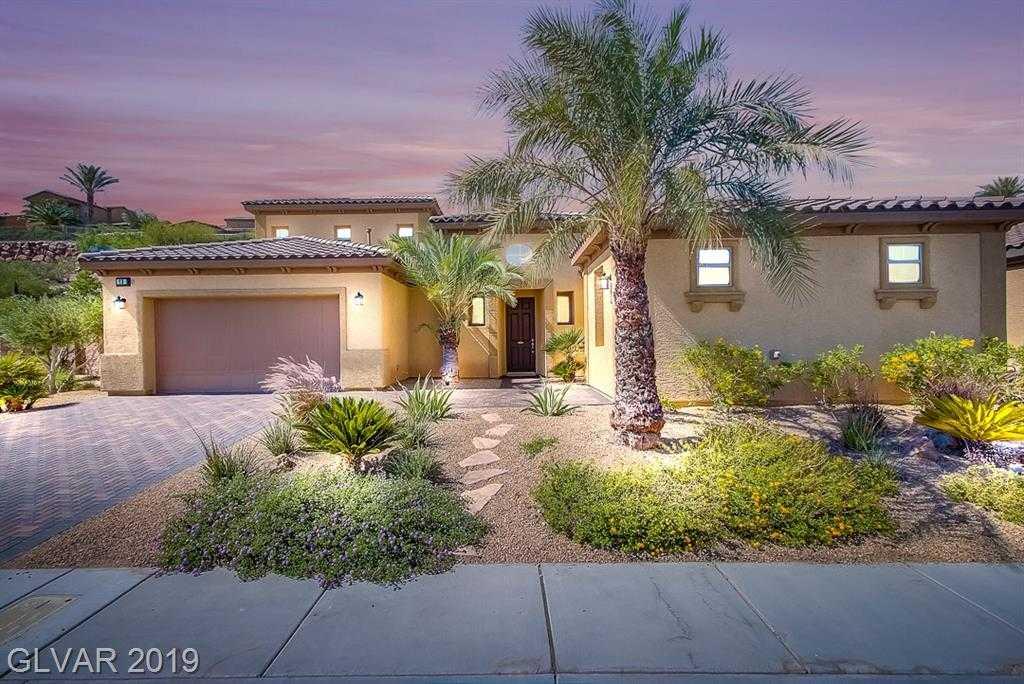 $785,000 - 4Br/5Ba -  for Sale in Lot J-1 At Lake Las Vegas, Henderson