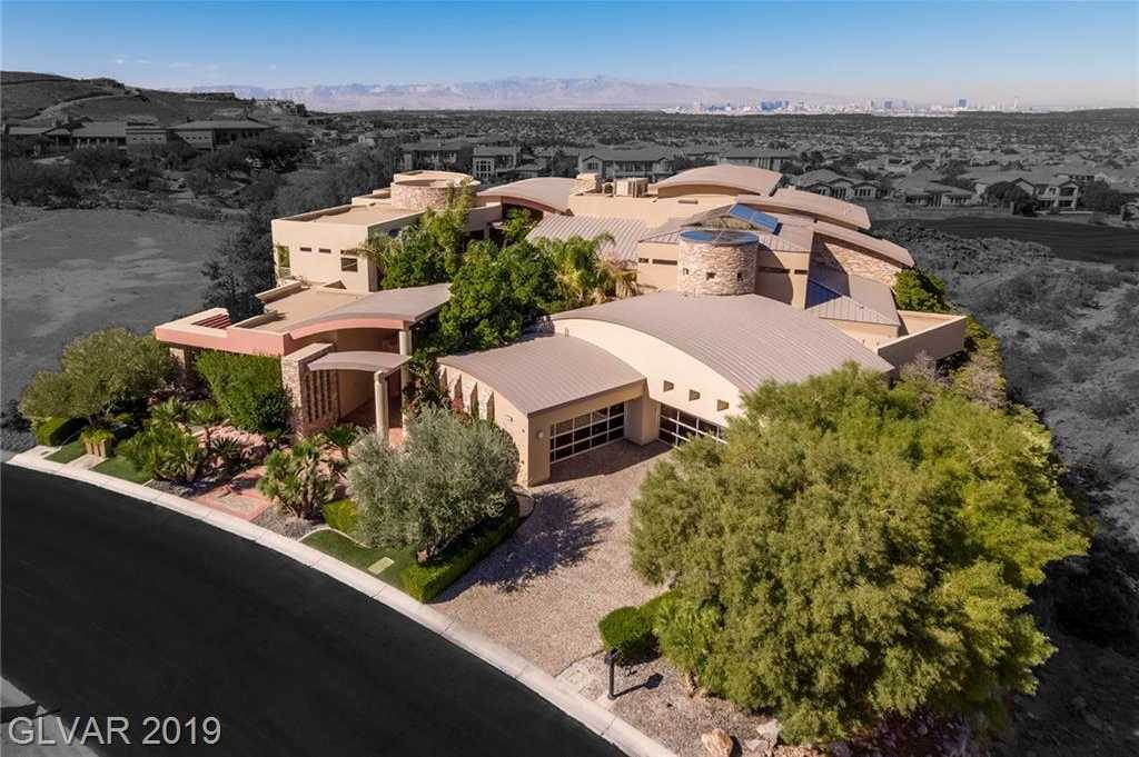 $6,250,000 - 7Br/9Ba -  for Sale in Foothills At Macdonald Ranch, Henderson