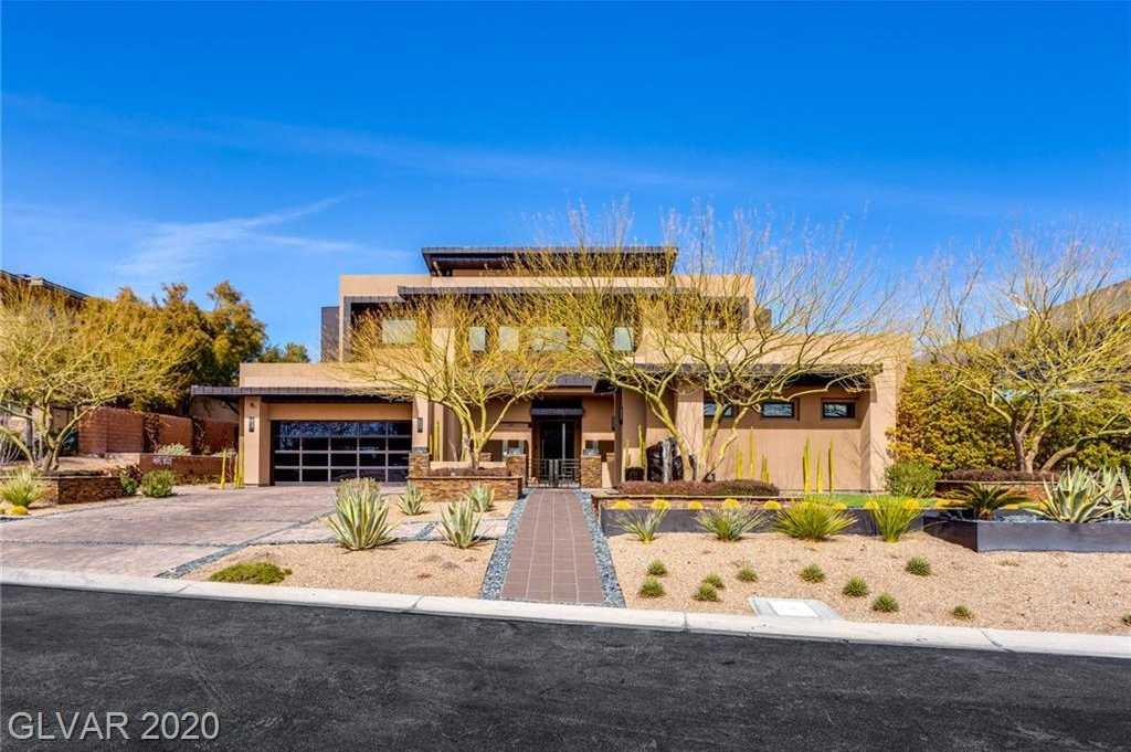 $3,850,000 - 6Br/7Ba -  for Sale in Summerlin Village 18 Ridges Pa, Las Vegas