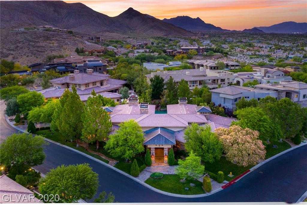 $4,495,000 - 5Br/9Ba -  for Sale in Summerlin Village 18 Phase 1 U, Las Vegas