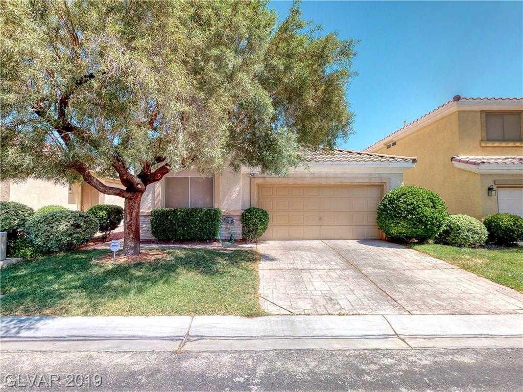 $345,000 - 3Br/2Ba -  for Sale in Unit 5-woods Parcel 10 At Rhod, Las Vegas