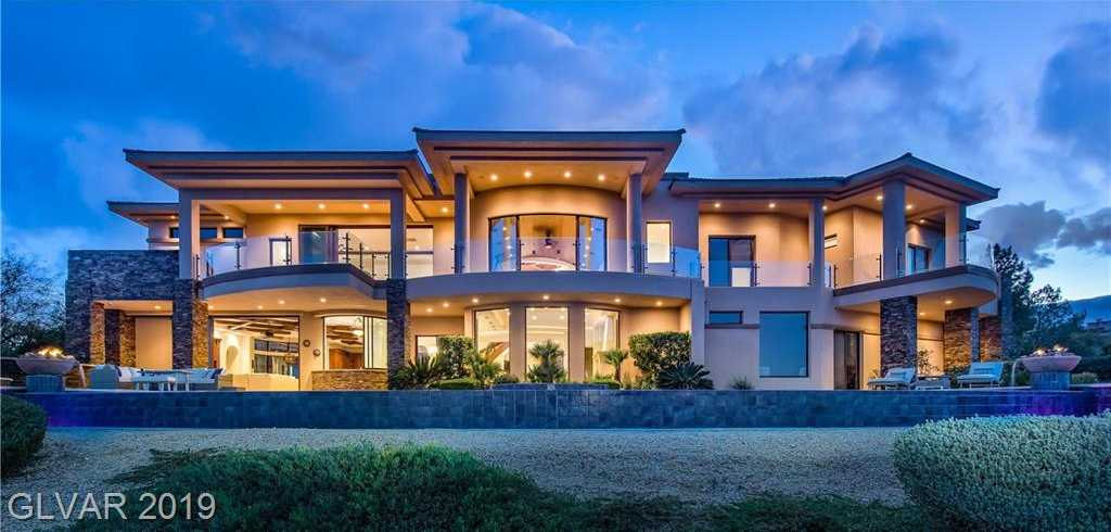 $3,750,000 - 5Br/7Ba -  for Sale in Summerlin Village 18 Phase 1 U, Las Vegas