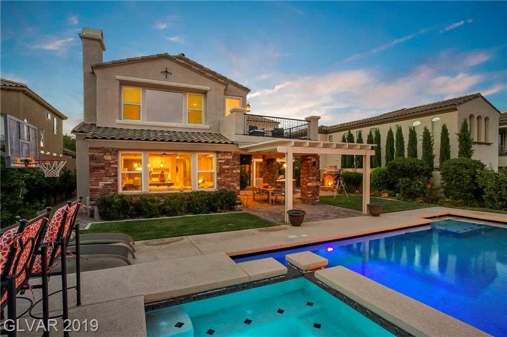 $1,500,000 - 4Br/6Ba -  for Sale in Red Rock Cntry Club At Summerl, Las Vegas
