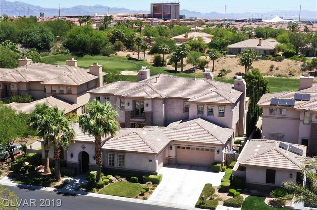 $1,499,995 - 5Br/6Ba -  for Sale in Red Rock Cntry Club At Summerl, Las Vegas