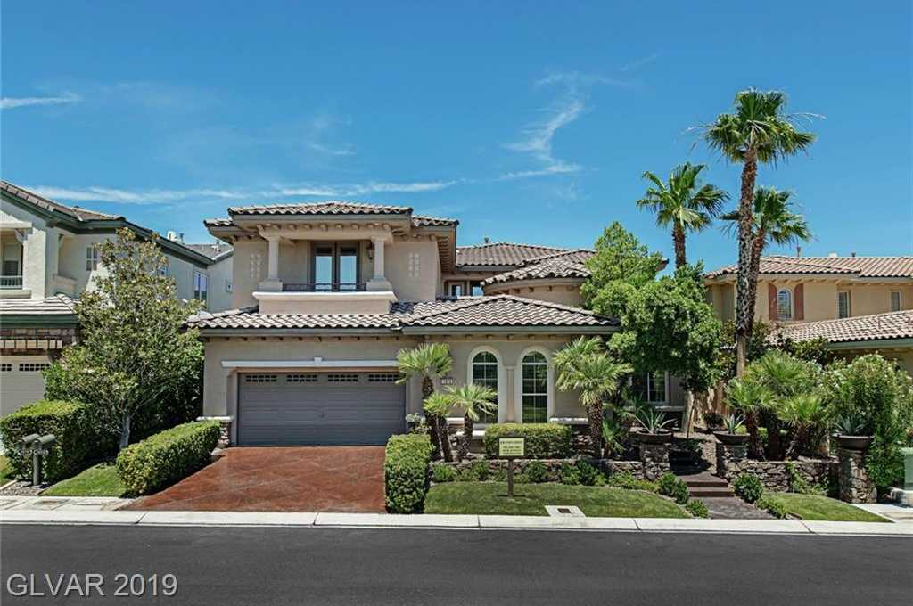 $997,500 - 4Br/4Ba -  for Sale in Red Rock Cntry Club At Summerl, Las Vegas