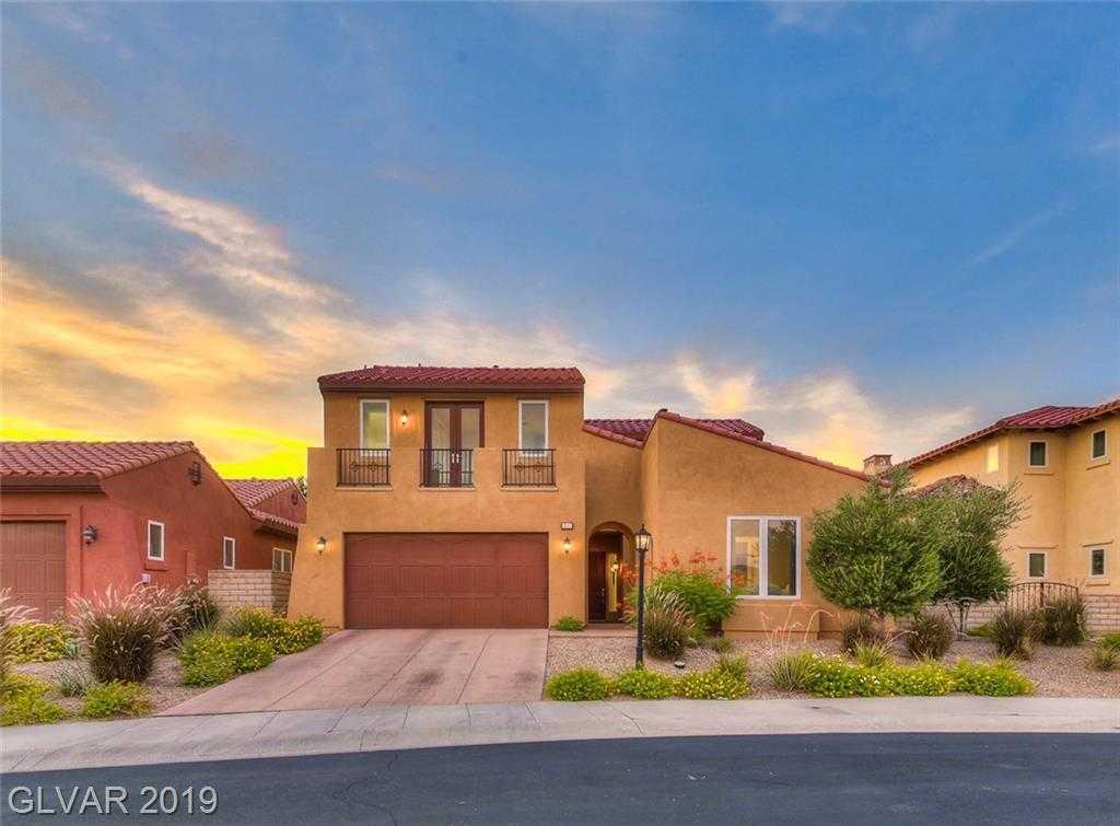 $589,000 - 4Br/5Ba -  for Sale in Prima At Lake Las Vegas-phase, Henderson