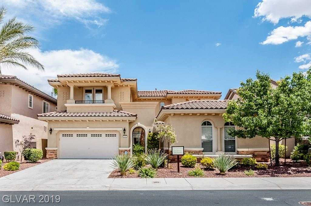$1,075,000 - 4Br/4Ba -  for Sale in Red Rock Cntry Club At Summerl, Las Vegas