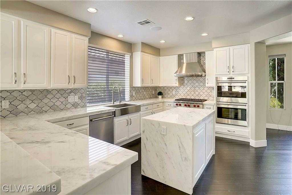 $975,000 - 4Br/4Ba -  for Sale in Red Rock Cntry Club At Summerl, Las Vegas