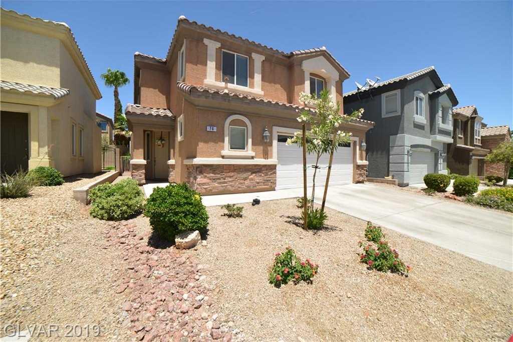 $355,940 - 4Br/3Ba -  for Sale in Parcel 14 At Rhodes Ranch Unit, Las Vegas