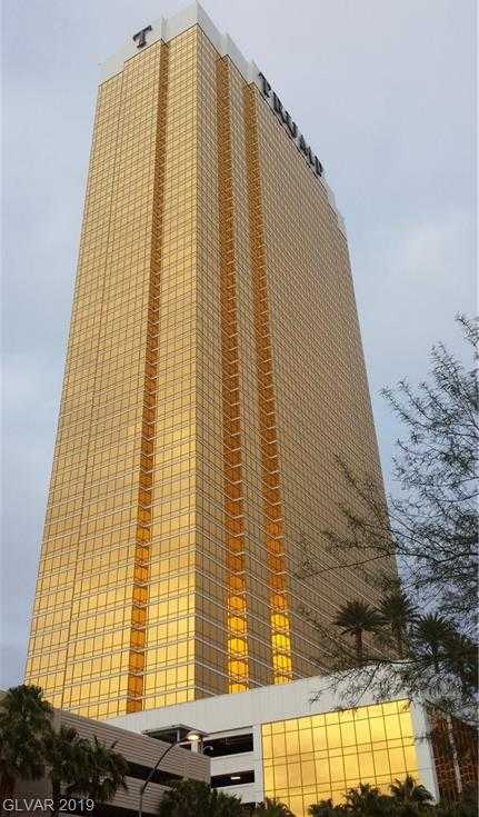 $236,900 - Br/1Ba -  for Sale in Trump Intl Hotel & Tower- Las, Las Vegas