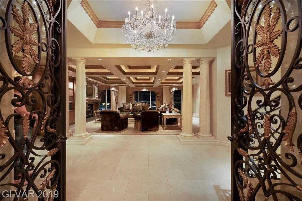 $6,399,900 - 2Br/5Ba -  for Sale in Turnberry Place Phase 3 Amd, Las Vegas