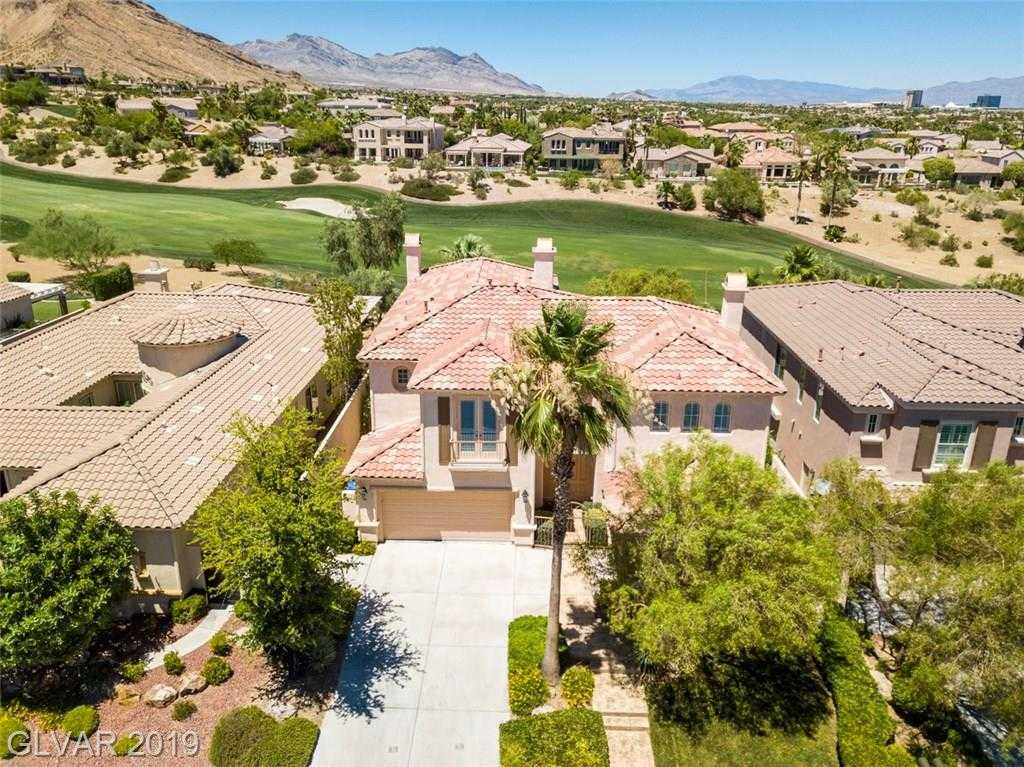 $885,000 - 3Br/4Ba -  for Sale in Red Rock Cntry Club At Summerl, Las Vegas