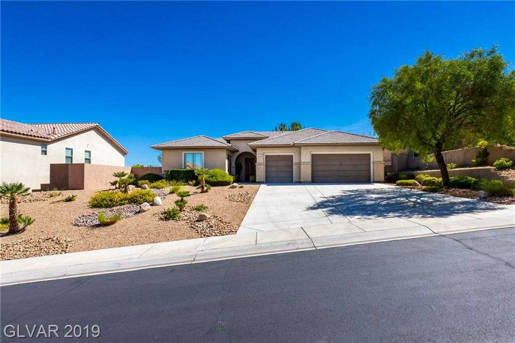 $825,000 - 4Br/4Ba -  for Sale in Anthem Cntry Club Parcel 11, Henderson