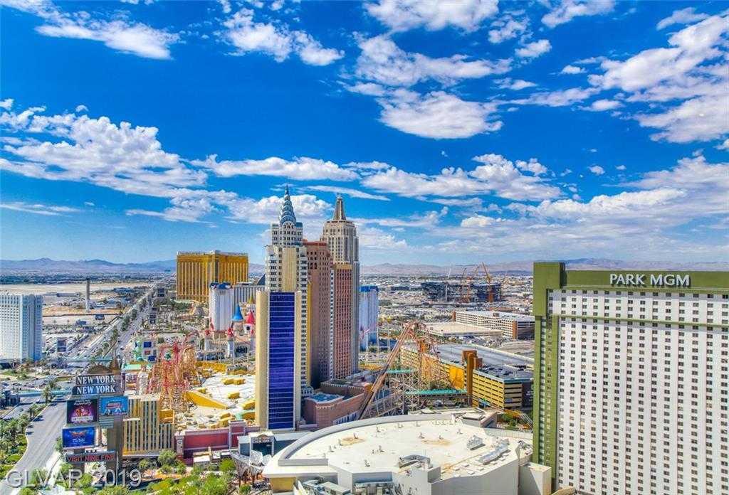 $3,199,888 - 2Br/3Ba -  for Sale in Resort Condo At Luxury Buildin, Las Vegas