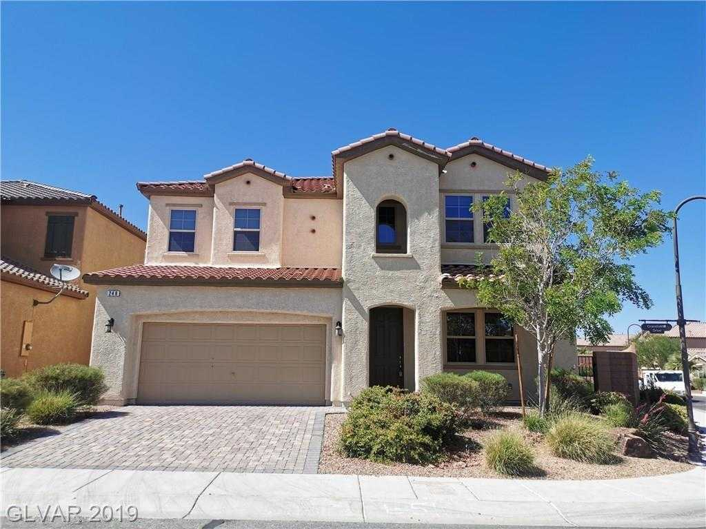 $548,000 - 4Br/4Ba -  for Sale in Rhodes Ranch Parcel 17 - Phase, Las Vegas