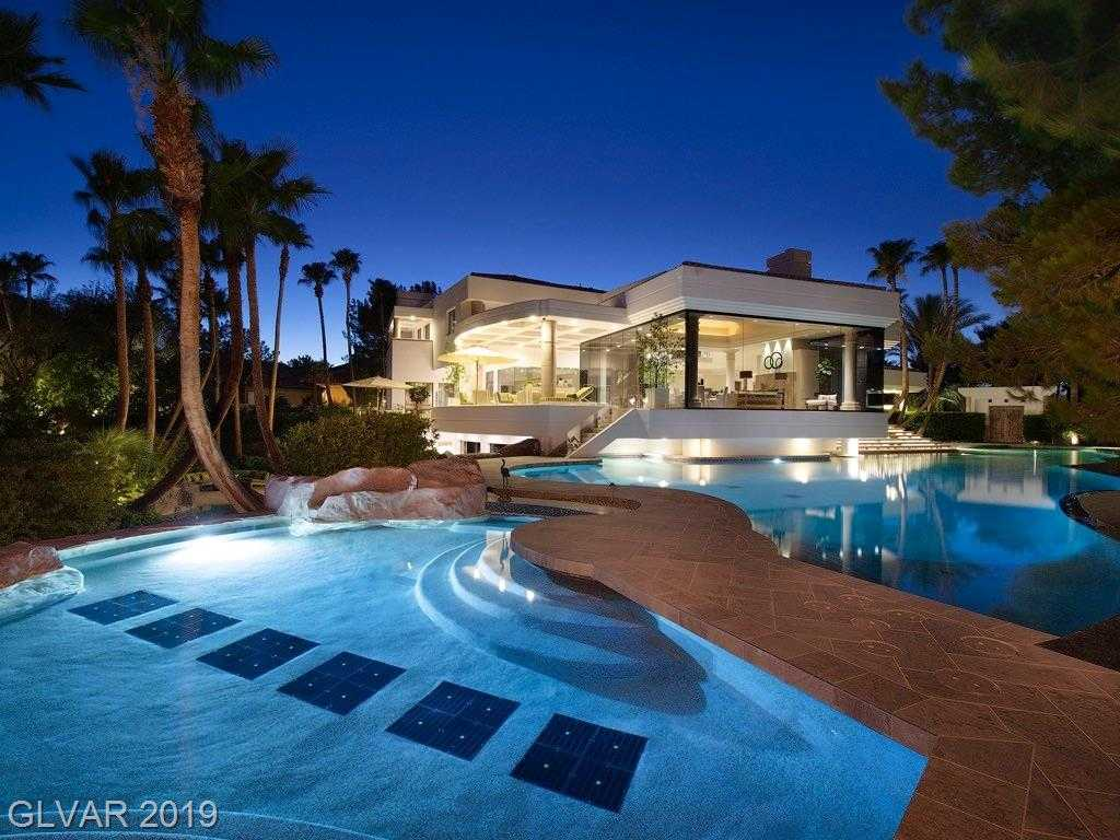 $18,500,000 - 7Br/13Ba -  for Sale in Spanish Trail Golf Course & Re, Las Vegas