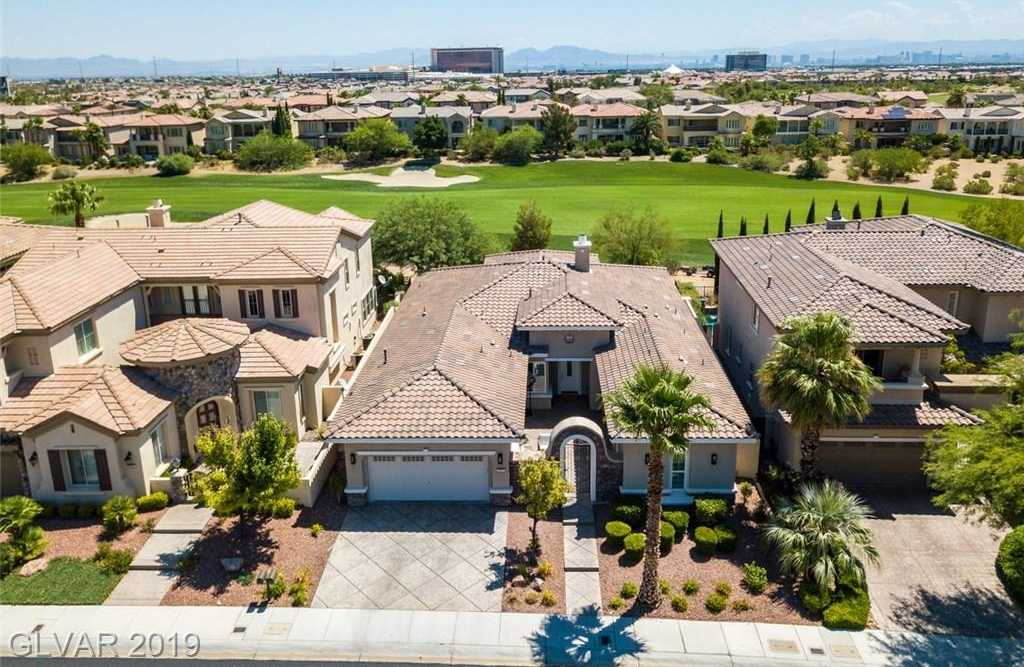 $849,000 - 4Br/4Ba -  for Sale in Red Rock Golf Club No 1, Las Vegas
