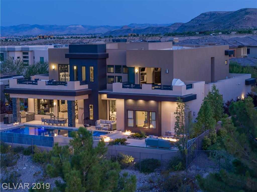 $3,999,000 - 5Br/7Ba -  for Sale in Summerlin Village 18 Ridges Pa, Las Vegas