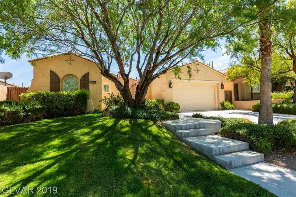$749,900 - 3Br/3Ba -  for Sale in Red Rock Cntry Club At Summerl, Las Vegas