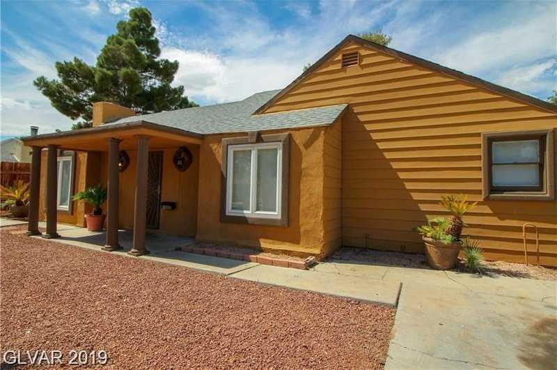 $170,000 - 3Br/1Ba -  for Sale in Huntridge Sub Tract 5, Las Vegas