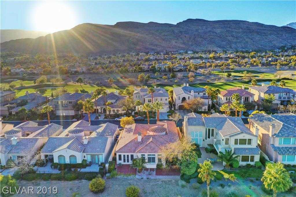 $740,000 - 3Br/4Ba -  for Sale in Red Rock Cntry Club At Summerl, Las Vegas