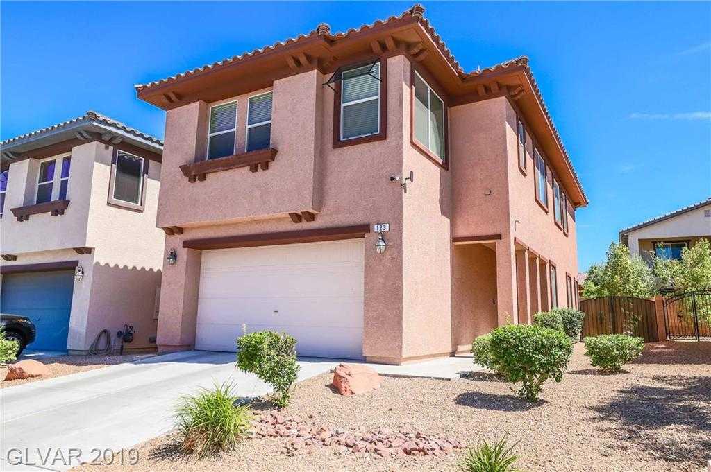 $329,888 - 3Br/3Ba -  for Sale in Rhodes Ranch Parcel 20-unit 2, Las Vegas