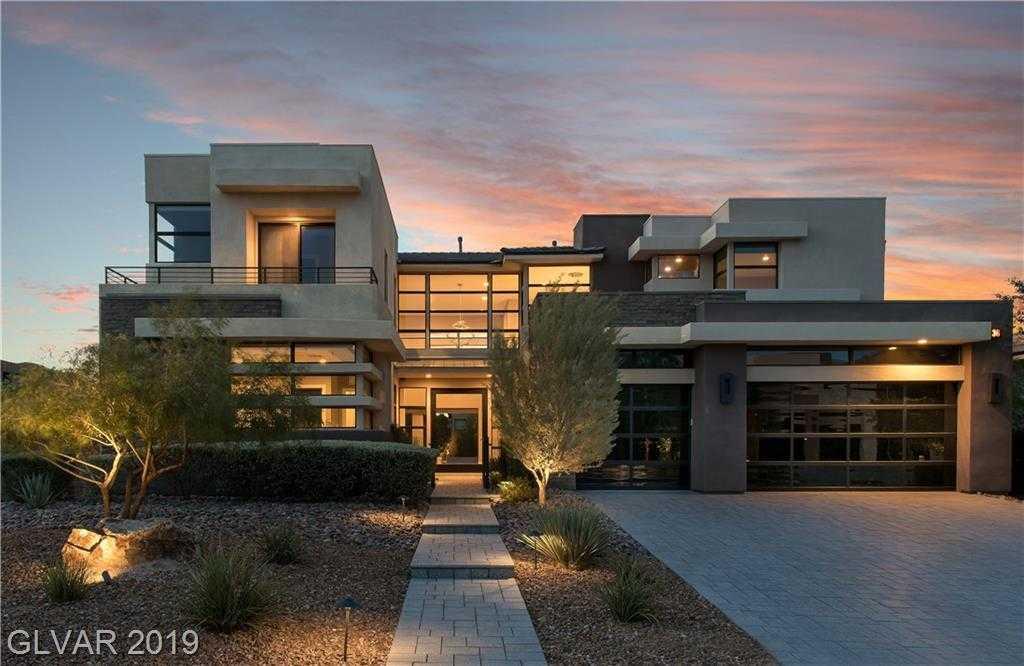 $1,999,000 - 3Br/5Ba -  for Sale in Summerlin Village 18 Ridges Pa, Las Vegas