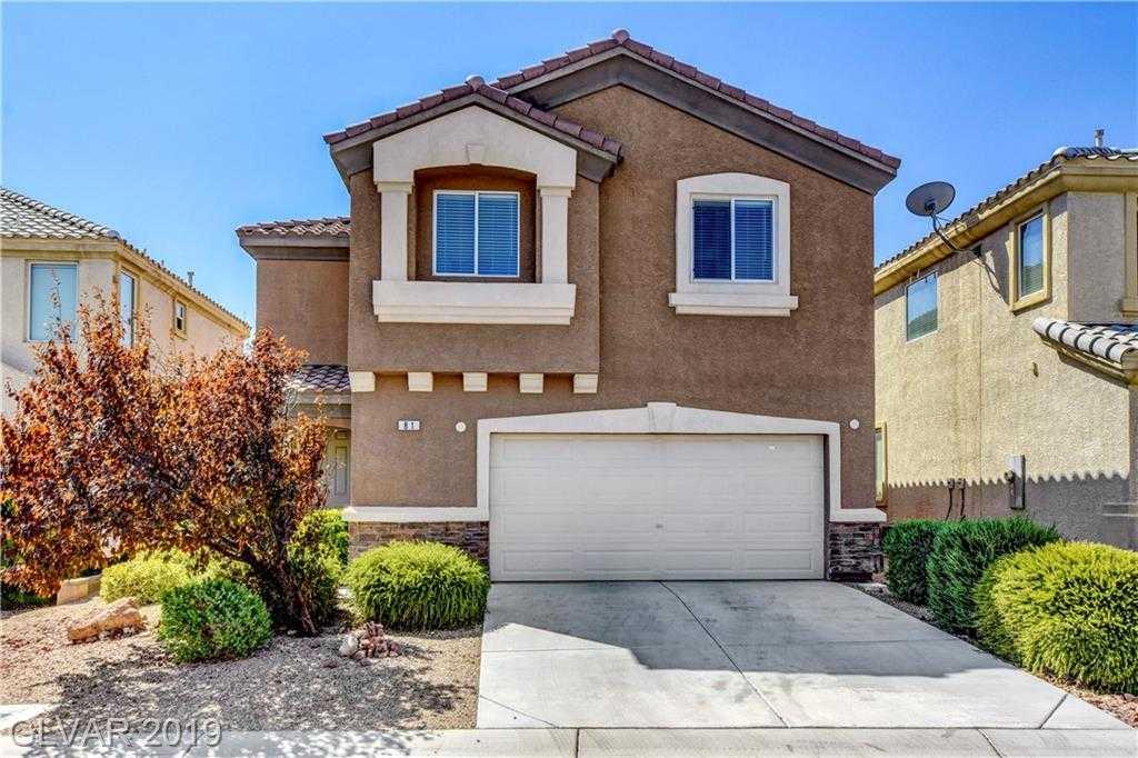 $340,000 - 3Br/3Ba -  for Sale in Parcel 14 At Rhodes Ranch Unit, Las Vegas
