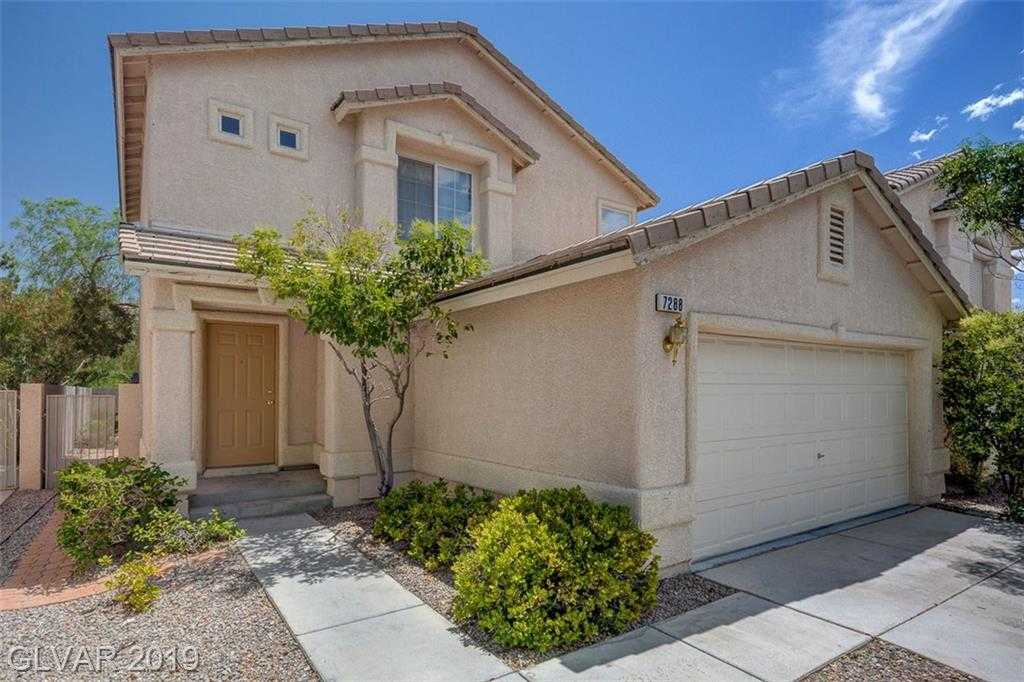 $270,000 - 3Br/3Ba -  for Sale in Canyon Trail At Rhodes Ranch-, Las Vegas